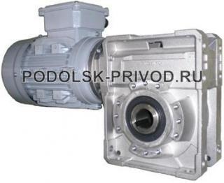 Червячные мотор редукторы INNOVARI в квадратном корпусе