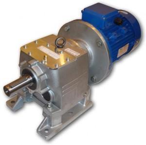 Цилиндрические мотор-редукторы двухступенчатые соосные 4MC2S80 - 4MC2S100