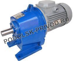 Мотор редуктор цилиндрический двухступенчатый соосный 4МЦ2С-63, 4МЦ2С-80, 4МЦ2С-