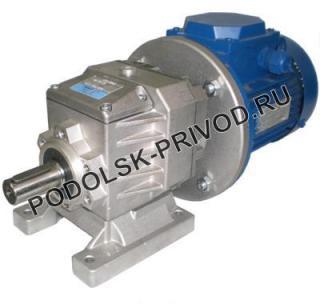 Мотор редуктор Италия цилиндрический соосный 2-х и 3-х ступенчатый  INNOVARI