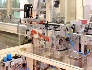 Использование цилиндрических мотор-редукторов машиностроительной промышленности